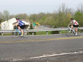 Photo from the Face of America Race on Saturday.