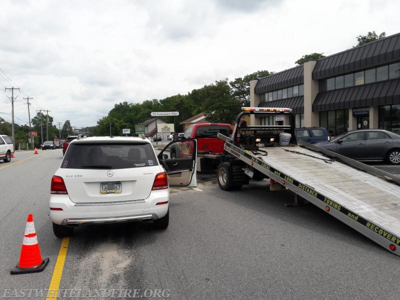 Car Accident Malvern Pa